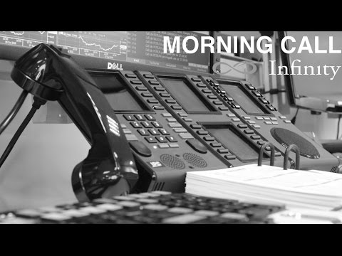 Abertura de Mercados – Morning Call – 24/03/2016